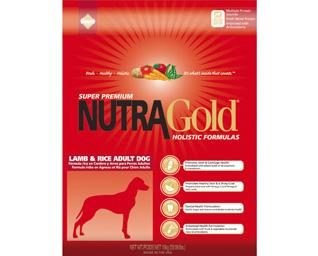 Nutra Gold Lamb & Rice Adult dog 15 kg