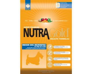 Nutra Gold Microbite 7,5 kg