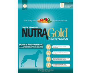 Nutra Gold Salmon & Potato Adult Dog 15 kg