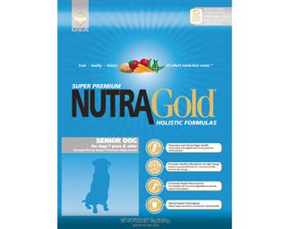 Nutra Gold Senior dog 15 kg