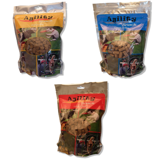 Agility Snack 600 g