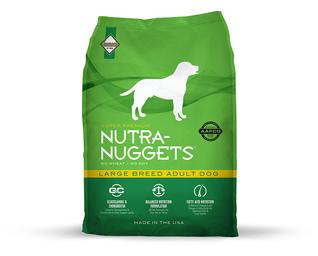 Nutra Nuggets Large Breed Adult dog 15 kg