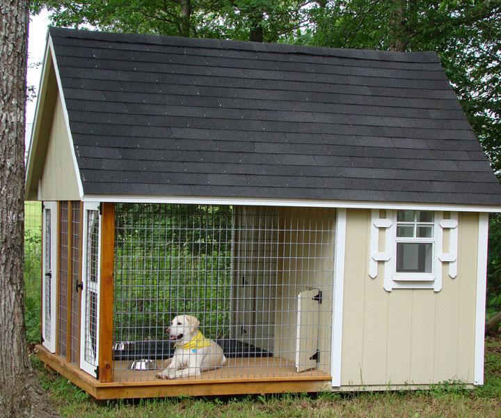 Hundkojor och hundhus