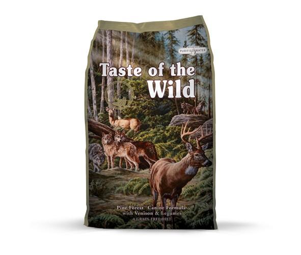 Taste of the Wild – Pine Forest