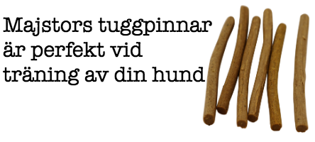 Majstor Kyckling Tuggpinnar 100-pack